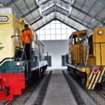 Foto Museum KA Ambarawa Simpan Loko Diesel