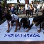 DUTA WISATA 2017 : Maju ke Jateng, Putra Putri Solo Asah Public Speaking dan Kemahiran Bahasa
