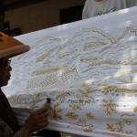 KAMPUS DI KUDUS : UMK Bantu Tingkatkan Daya Saing Batik Pati
