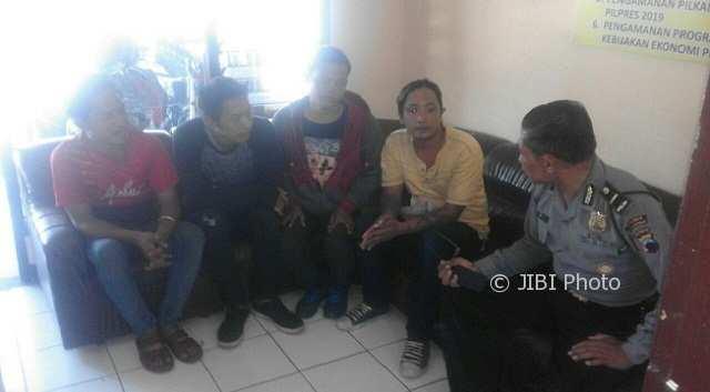 Polisi Salatiga Tangkapi Pengamen di 2 Pasar