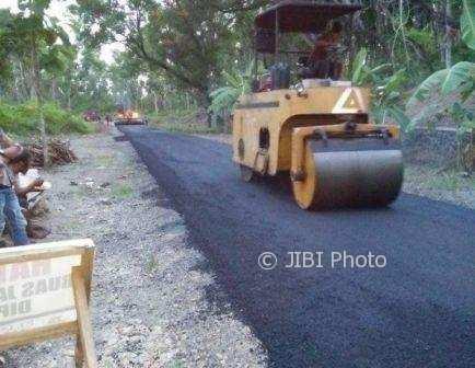 INFRASTRUKTUR BOYOLALI : Jalan Juwangi-Purwodadi Hampir Kelar, Jalur ke Semarang via Grobogan Kian Dekat