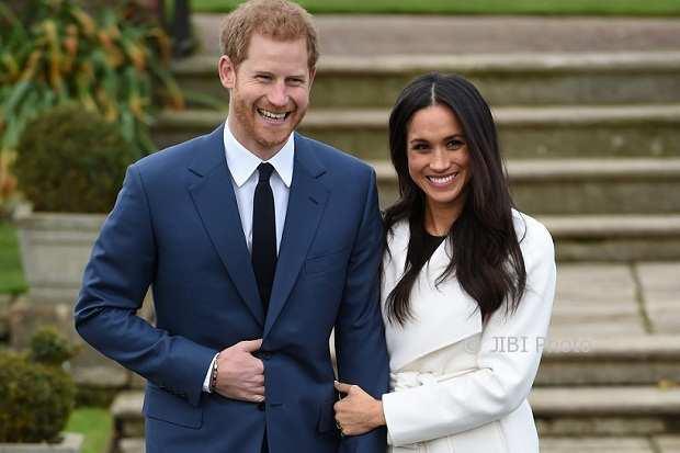 Pangeran Harry Undang Mantan Pacar di Pesta Pernikahan?