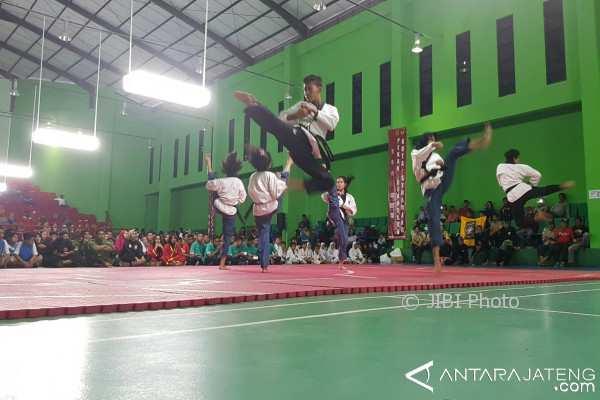 Porkot Semarang 2017 Cukup 6 Cabor