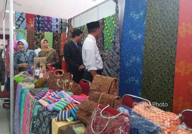 Aneka Produk Industri Kecil Dipamerkan di Atrium Suncity Mall Madiun