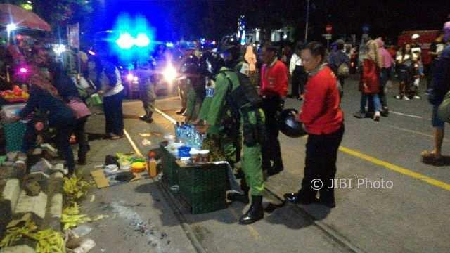 Sabtu Malam Alkid Solo Ramai, PKL Bakal Dikenai Sanksi