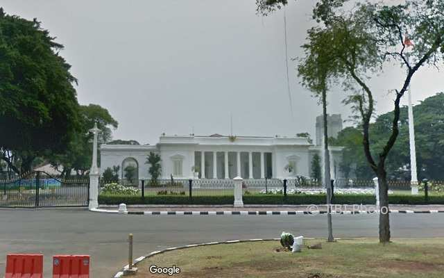 Tak Nyambung, Penerobos Istana Diperiksa Kejiwaannya
