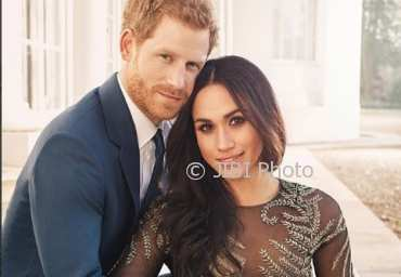 Pangeran Harry dan Meghan Markle (Instagram @kensingtonroyal)