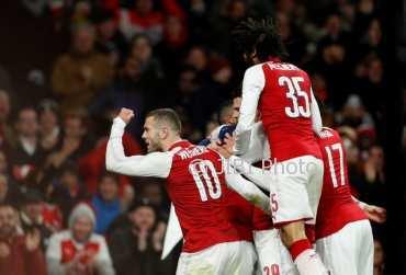 Arsenal (JIBI/Reuters/John Sibley)