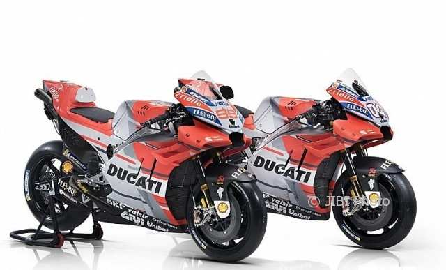 MOTO GP 2018 : Ducati Launching Motor