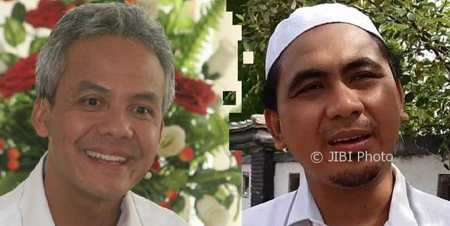 PILKADA 2018 : Ganjar dan Yasin Kantongi Rekomendasi PPP untuk Pilgub Jateng