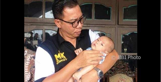 PERAMPOKAN SEMARANG : Istri Driver Go-Car Minta Netizen Kawal Proses Hukum Pembunuh Suaminya