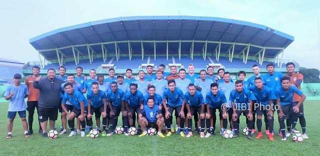 PIALA PRESIDEN 2018 : Begini Susunan Pemain PSIS Semarang vs Arema FC