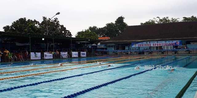 600 Atlet Ikuti Kejuaraan Renang Antarklub se-Jawa di Karanganyar