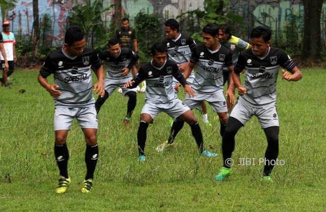 LAGA UJI COBA : Persis Solo Siap Redam Tekanan Bhayangkara FC