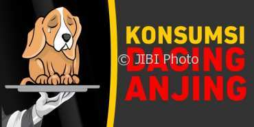 Konsumsi daging anjing di Kota Solo (Mahfud B/Whisnu Paksa/JIBI/Solopos)