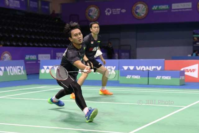 BWF World Tour Finals: Hendra/Ahsan Gagal Juara