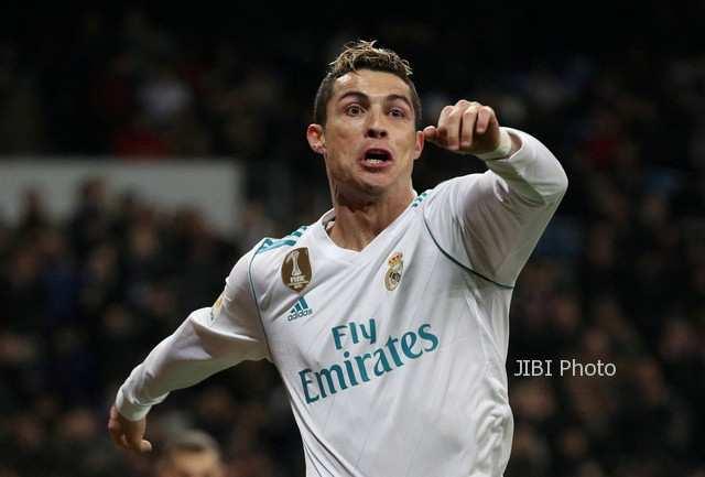 Ronaldo Diisukan Bakal ke Tiongkok, Madrid Tak Khawatir