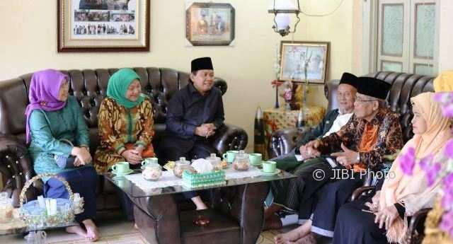 PILKADA 2018 : Sederet Kiai Siap Ngrewangi Ida Fauziyah Menangi Pilgub Jateng