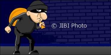 Ilustrasi pencuri/maling. (Whisnupaksa Kridangkara/JIBI/Solopos)