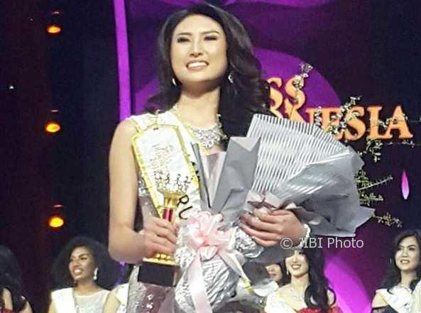 Cerita Seru Nadya Astrella Juliana Ikuti Miss Indonesia 2018