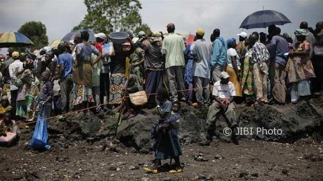 630.000 Orang Mengungsi Akibat Konflik Antaretnis di Kongo