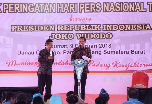 AJI & IJTI Mendesak Revisi Tanggal HPN, Kritik Tema Perayaan di Padang