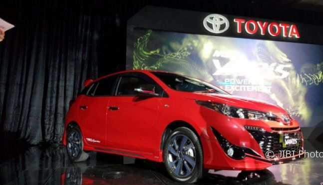 Daftar Perubahan Toyota Yaris 2018