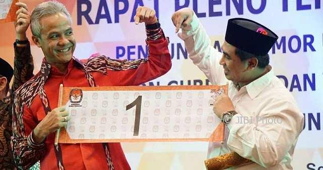 PILKADA 2018 : Ganjar Pengin Pilgub Jateng Berlangsung Begini...