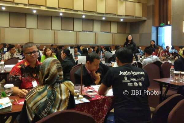 Jogjavaganza Pertemukan Travel Agent Nusantara dengan Pelaku Pariwisata Jogja