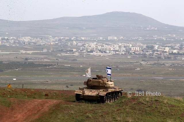 F-16 Ditembak, Israel Lancarkan Serangan Besar ke Suriah