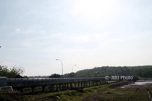 INFRASTRUKTUR SRAGEN : Rekanan Jembatan Barong Gugat Pemkab Rp2,4 Miliar