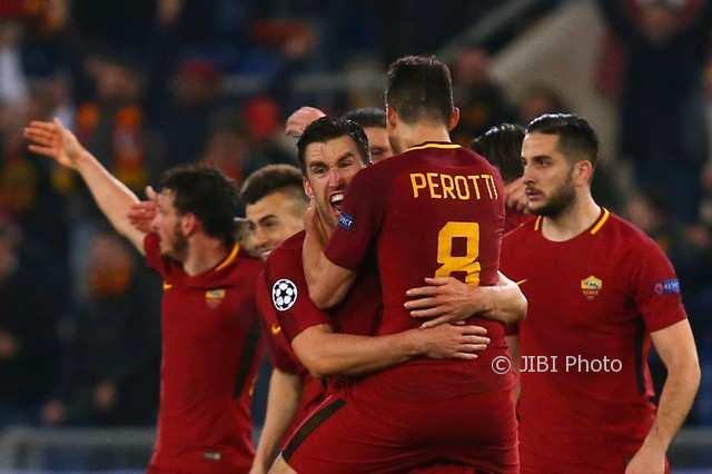 LIGA CHAMPIONS : Batistuta: Roma Bisa Kalahkan Barca!
