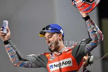 Andrea Dovizioso (Twitter/@MotoGP)