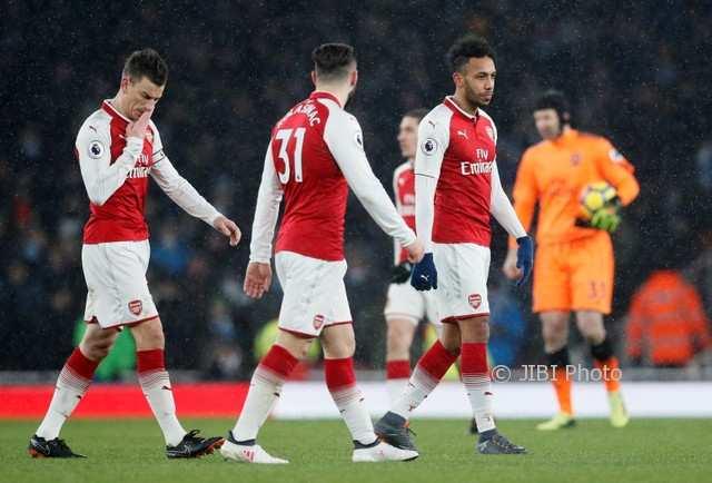 Terjebak Tren Buruk, Arsenal Dipermalukan Wolverhampton 1-2