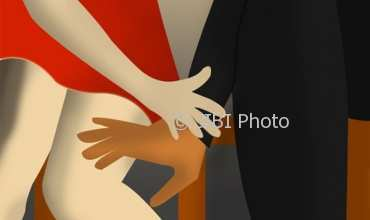 Ilustrasi pelecehan seksual. (JIBI/Solopos/Antara-Andre Angkawijaya)