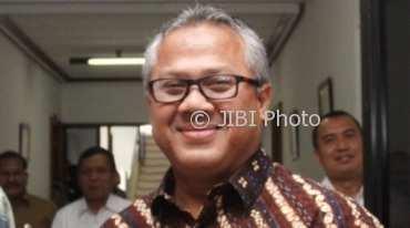 Ketua Komisi Pemilihan Umum (KPU) Arief Budiman. (JIBI/Solopos/Antara/Reno Esnir)
