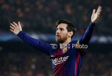 Lionel Messi (JIBI/REUTERS/Albert Gea)