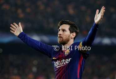 Lionel Messi (JIBI/REUTERS/Albert Gea)