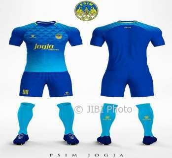 Jersey kandang PSIM (biru). (Ist)