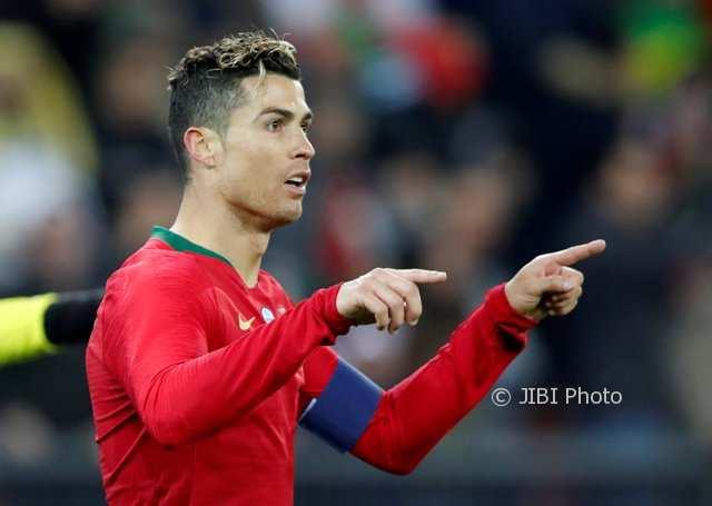 Sindir Kandang Luksemburg, Ronaldo: Ini Ladang Kentang