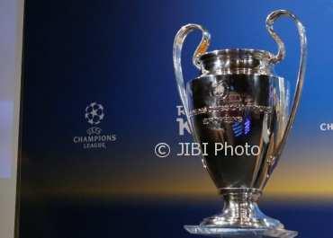 Jadwal Pertandingan Liga Champions, PSG vs Man City Disiarkan SCTV