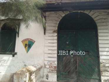 Kondisi rumah tahanan militer (RTM) di Kelurahan Pangongangan, Kota Madiun, yang merupakan penjarazamanPemerintah kolonial Belanda, Jumat (23/3/2018). (Abdul Jalil/JIBI/Madiunpos.com)