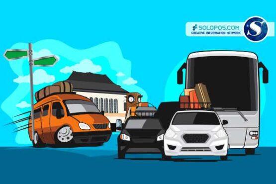 Mobil Travel Gelap Dihentikan di Prambanan Klaten, Penumpangnya Disuruh Turun