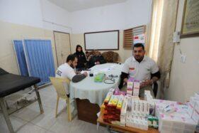 Layanan Kesehatan ACT Indonesia Sapa Gaza di Awal Tahun