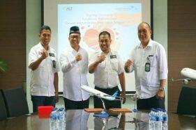Garuda Indonesia Bersama ACT Jalin Kolaborasi Kemanusiaan