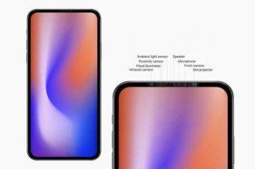 Tanpa Poni, Begini Desain Kamera Depan Iphone 2020