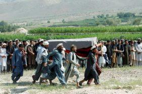 Serangan Brutal Drone AS Tewaskan 30 Warga Sipil Afghanistan