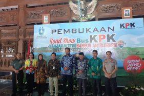 Kabupaten Ponorogo Terbaik Kedua Se-Jatim Terkait Pencegahan Korupsi Terintegrasi