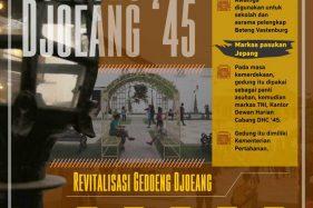 Infografis Sejarah Gedoeng Djoeang '45