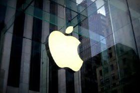 Ilustrasi bisnis Apple. (Reuters)